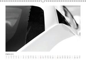 Détails en blanc (Calendrier mural 2015 DIN A3 horizontal)