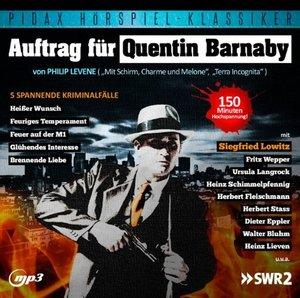 Auftrag für Quentin Barnaby-