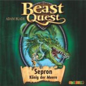 Beast Quest 02. Sepron, König der Meere