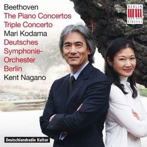 Klavierkonzerte 1-5/Tripelkonzert