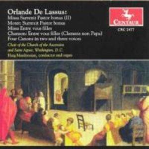 Liturgische Chorwerke