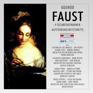 Faust (Margarethe) (GA)-MP3-Oper (4 Ga)