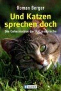 Und Katzen sprechen doch