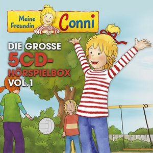 Conni (TV)-Die Große 5-CD Hörspielbox Vol.1