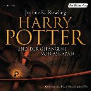 Harry Potter 3 und der Gefangene von Askaban. Ausgabe für Erwach
