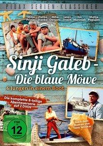 Sinji Galeb-Die blaue Möwe