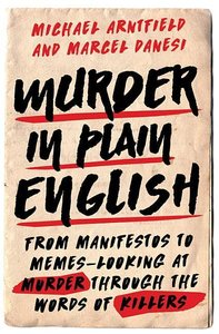 Murder in Plain English