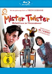 Mister Twister-Wirbelsturm im Klassenzimmer-Bl