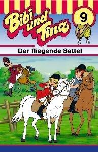 Bibi und Tina 09. Der fliegende Sattel. Cassette