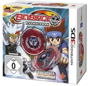 BEYBLADE: Evolution - Collectors Edition