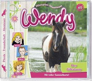 Wendy 65. Der Giftalarm