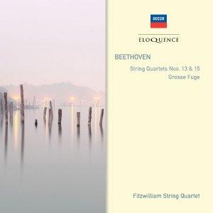 String Quartets 13 & 15/grosse Fuge