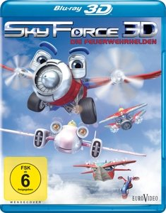 Sky Force 3D (Blu-ray 3D)