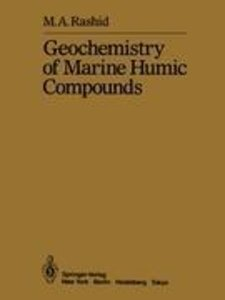 Geochemistry of Marine Humic Compounds