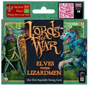 Heidelberger BB003 -Lords of War: Elves vs. Lizardmen
