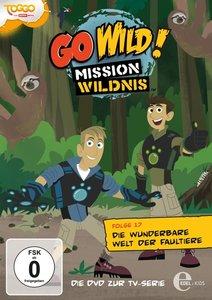 (17)DVD TV Serie-Die Wunderbare Welt Der Faultiere