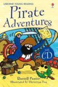 Pirate Adventures. Book + CD
