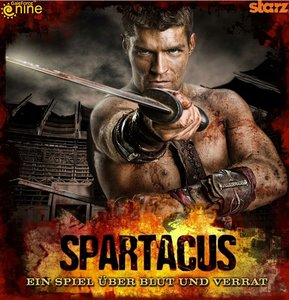 Heidelberger Spieleverlag HE458 - Spartacus: Ein Spiel über Blut
