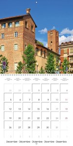 Langhe - In the heart of Piedmont (Wall Calendar 2016 300 × 300