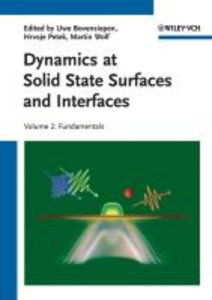 Dynamics at Solid State Surfaces and Interfaces 2