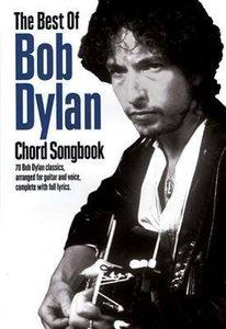 Bob Dylan The Best of Bob Dylan Chord Songbook Lyrics & Chords