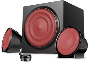 METHRON 2.1 Subwoofer System, black
