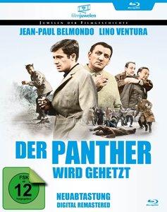 Der Panther wird gehetzt (Blu-