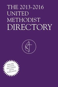 2013-2016 United Methodist Directory