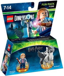 LEGO - Dimensions - Fun Pack - Harry Potter - Hermine Granger (7