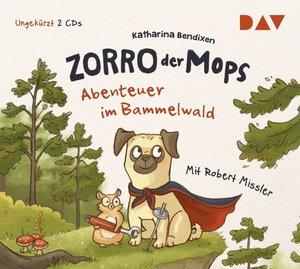 Zorro, der Mops - Teil 01: Abenteuer im Bammelwald