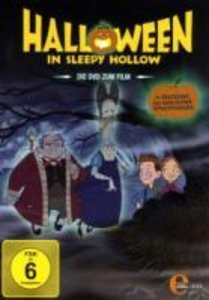 Halloween in Sleepy Hollow Orig.DVD zum Film