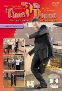 Time To Dance-Latin Dances DVD