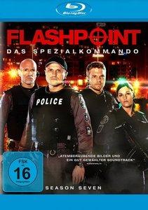 Flashpoint - Das Spezialkommando, Staffel 7