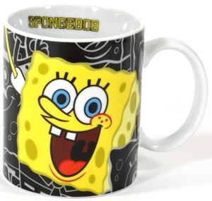 United Labels 0109502 - Spongebob: Tasse