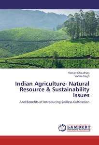 Indian Agriculture- Natural Resource & Sustainability Issues