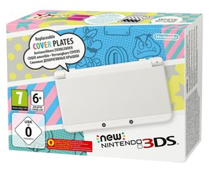 Nintendo New 3DS Konsole - Weiß