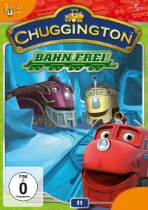 Chuggington Vol.11: Bahn Frei!