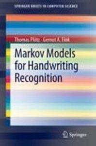 Markov Models for Handwriting Recognition