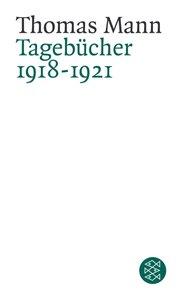 Tagebücher 1918 - 1921