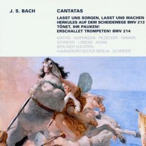 Cantatas BWV 213/214