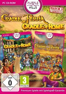 Purple Hills: Cradle of Rome + Cradle of Persia