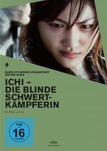 Ichi-Die blinde Schwertkämpferin