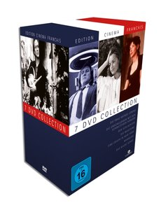 Edition Cinema Fran?ais DVD Box