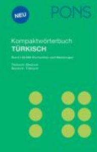 PONS Kompaktwörterbuch Türkisch. Türkisch-Deutsch /Deutsch-Türki