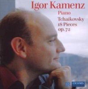 18 Stücke Für Klavier op.72