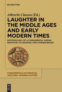 Laughter in the Middle Ages and Early Modern Times