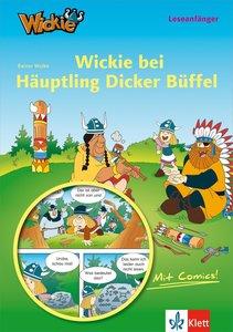 Wickie bei Häuptling Dicker Büffel