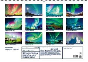 Polarlichter: Magisches Leuchten (Wandkalender 2016 DIN A2 quer)