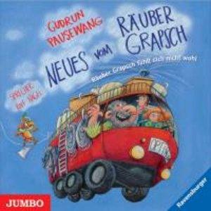 Neues vom Räuber Grapsch, Audio-CD
