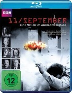 11/September-Eine Nation im Ausnahmezustand-Blu